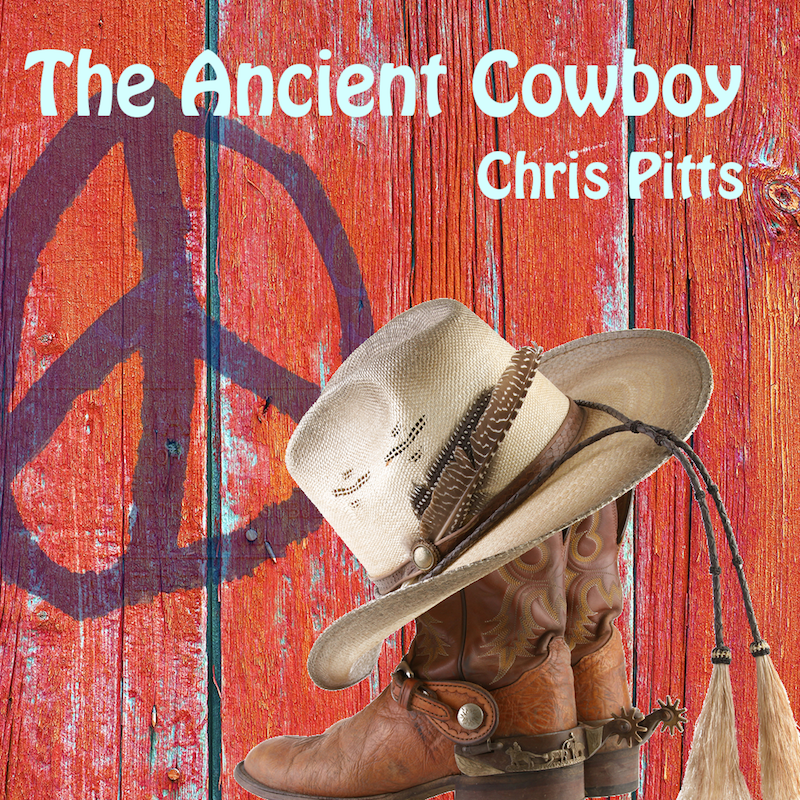 Cover - The Ancient Cowboy by Chris Pitts