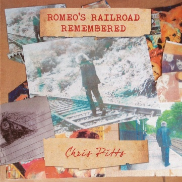 Railroad Remembered - Front Cover